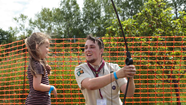 1st Meadow Well Scouts Launched